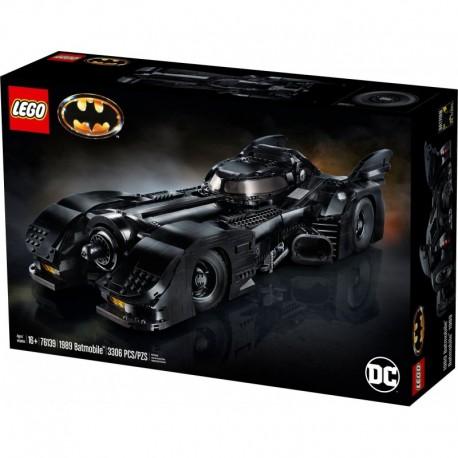 LEGO DC Super Heroes 76139 1989 Batmobile (No GWP)