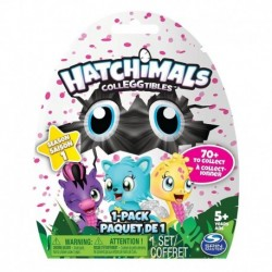 Hatchimals CollEGGtibles S1 Sample Promo Pack