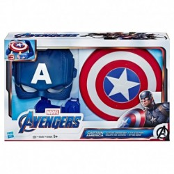 Marvel Avengers Captain America Roleplay Set