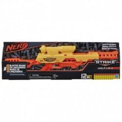 Nerf Wolf LR-1 Alpha Strike Toy Blaster