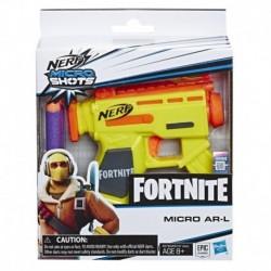 Nerf MicroShots Fortnite Micro AR-L Dart-Firing