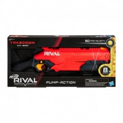 Nerf Rival Takedown XX-800 Blaster Pump Action