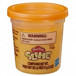 Play-Doh Slime Single Can - Orange