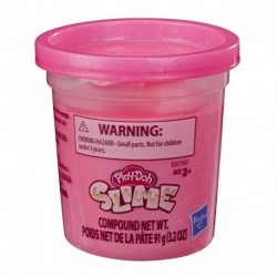 Play-Doh Slime Single Can - Pink