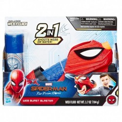 Spider-Man: Far From Home Spider-Man Web Burst Blaster