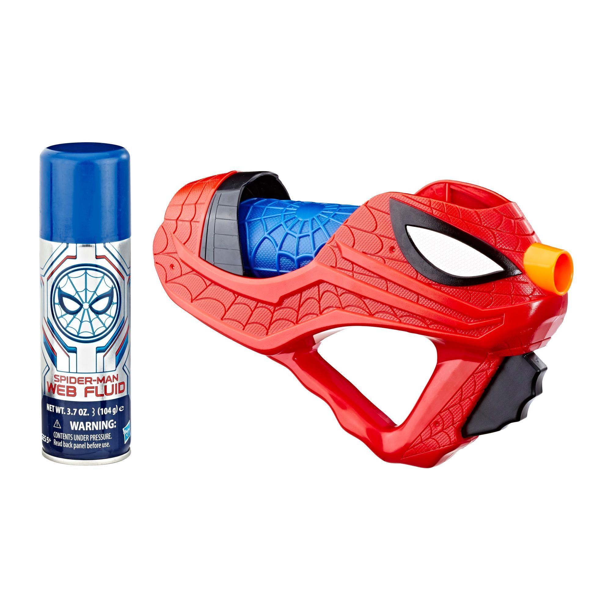Marvel Spider-Man Web Fluid Refill Blue