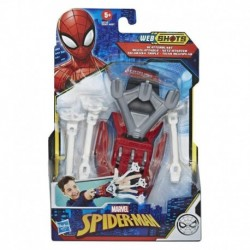 Marvel Spider-Man Web Shots Gear Scatterblast Blaster