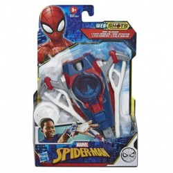 Marvel Spider-Man Web Shots Gear Disc Slinger Blaster