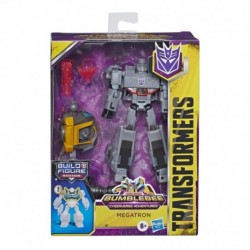 Transformers Cyberverse Deluxe Class Megatron Action Figure