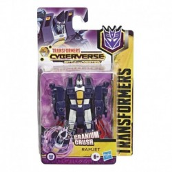 Transformers Bumblebee Cyberverse Adventures Scout Class Ramjet Action Figure