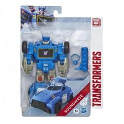 Transformers Authentics Soundwave Action Figure