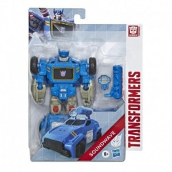 Transformers Authentics Soundwave Action Figure