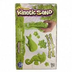 Kinetic Sand Coloured Refill 8oz (227g) - Green