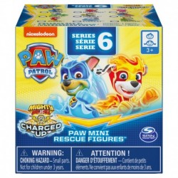 Paw Patrol Mini Rescue Figures Series 6
