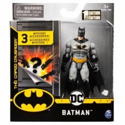Batman 4-Inch Action Figure - S1 V1 M1 Batman