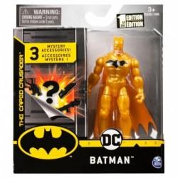 Batman 4-Inch Action Figure - S1 V2 M1 Rare Batman