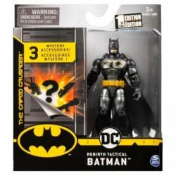 Batman 4-Inch Action Figure - S2 V1 M2 Batman