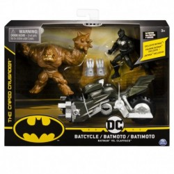 Batman Batcycle Vehicle
