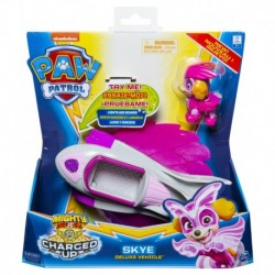 Paw Patrol Charged Up Deluxe Vehicle - Skye
