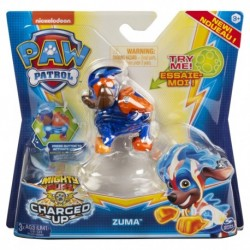 Paw Patrol Mighty Pup Charged Up - Zuma