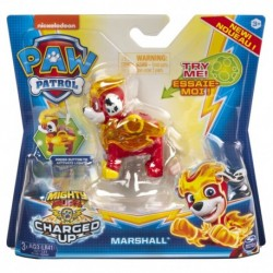 Paw Patrol Mighty Pup Charged Up - Marshall