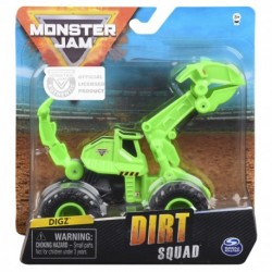 Monster Jam 1:64 Dirt Squad - Digz