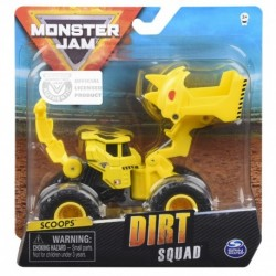 Monster Jam 1:64 Dirt Squad - Scoopz