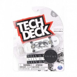 Tech Deck Single Pack Fingerboard - SOVRN Felis Cat
