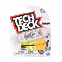 Tech Deck Single Pack Fingerboard - Maxallure Elan Watson