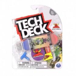 Tech Deck Single Pack Fingerboard - Toy Machine Jeremy Leabres