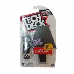 Tech Deck Street Hits & Obstacle - Flip