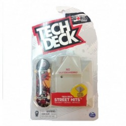 Tech Deck Street Hits & Obstacle - Finesse