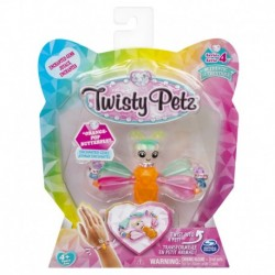 Twisty Petz Single Pack Bracelet - Orange Pop Butterfly