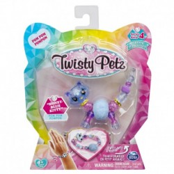 Twisty Petz Single Pack Bracelet - Honeyblue Kitty