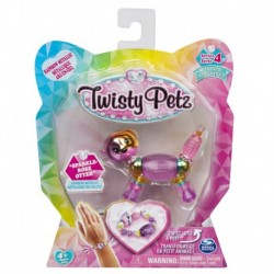 Twisty Petz Single Pack Bracelet - Sparklerose Otter
