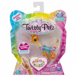 Twisty Petz Single Pack Bracelet - Glowgeous Giraffe