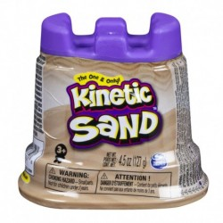 Kinetic Sand Single Container 5oz (141g) - Brown