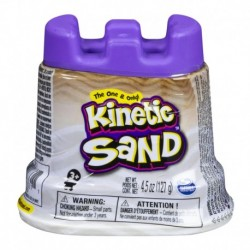 Kinetic Sand Single Container 5oz (141g) - White