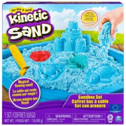 Kinetic Sand Boxed Set Sand 1lb (454g) - Blue