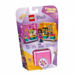 LEGO Friends 41405 Andrea's Shopping Play Cube