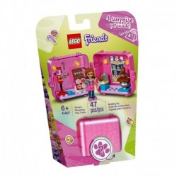 LEGO Friends 41407 Olivia's Shopping Play Cube
