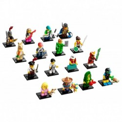 LEGO Collectible Minifigures 71027 Series 20 Complete Set of 16
