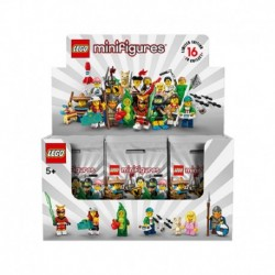 LEGO Collectible Minifigures 71027 Series 20 Complete Box of 60