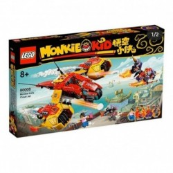 LEGO Monkie Kid 80008 Monkie Kid's Cloud Jet