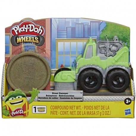 Play-Doh Street Sweeper