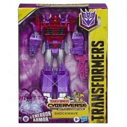 Transformers Cyberverse Ultimate Class Shockwave Action Figure