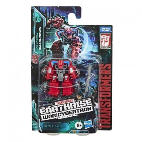 Transformers Generations War for Cybertron: Earthrise Battle Masters WFC-E2 Smashdown