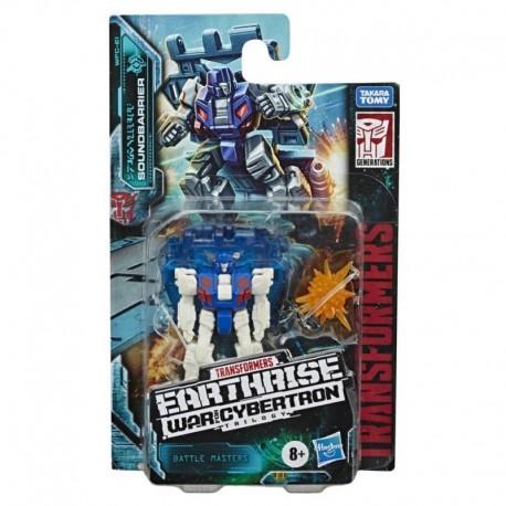 Transformers Generations War for Cybertron: Earthrise Battle Masters WFC-E1 Soundbarrier