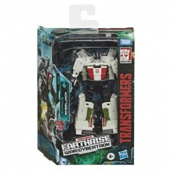 Transformers Generations War for Cybertron: Earthrise Deluxe WFC-E6 Wheeljack