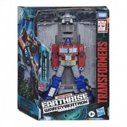 Transformers Generations War for Cybertron: Earthrise Leader WFC-E11 Optimus Prime
